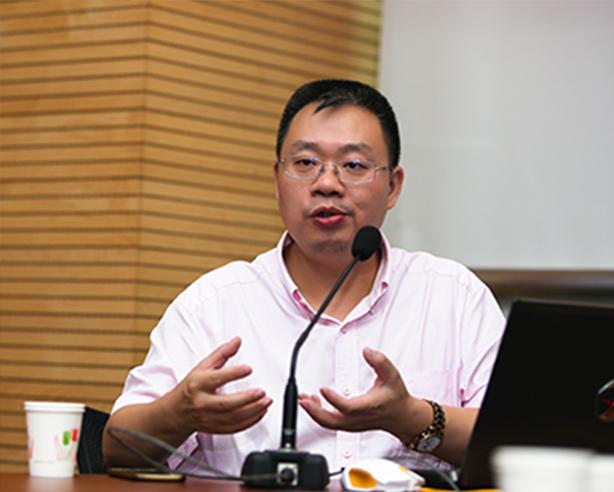 胡远江总裁受邀赴南京大学参加学术交流会